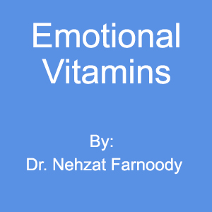 Emotional Vitamins