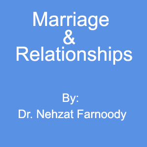 Marriage & Relationships
